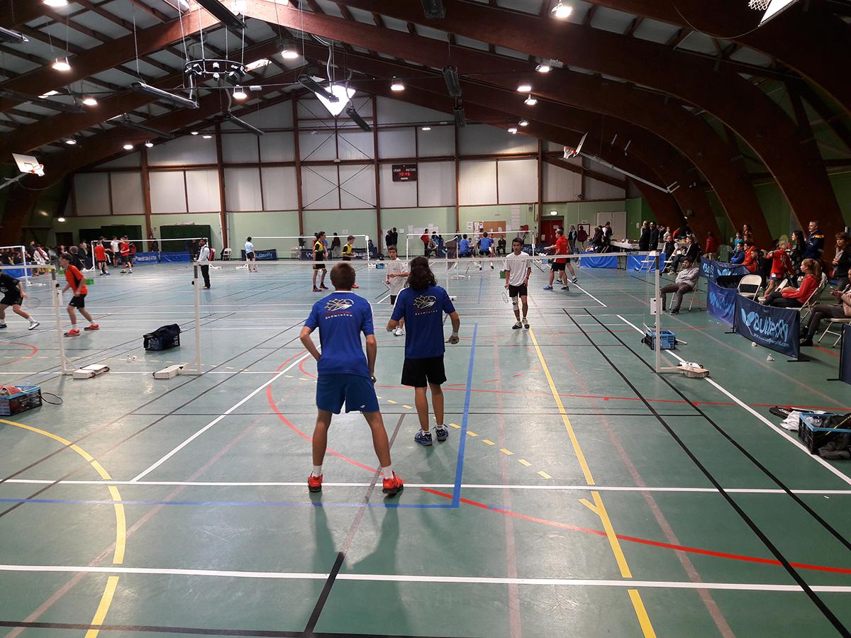 tournoi marvejols tmbc badminton