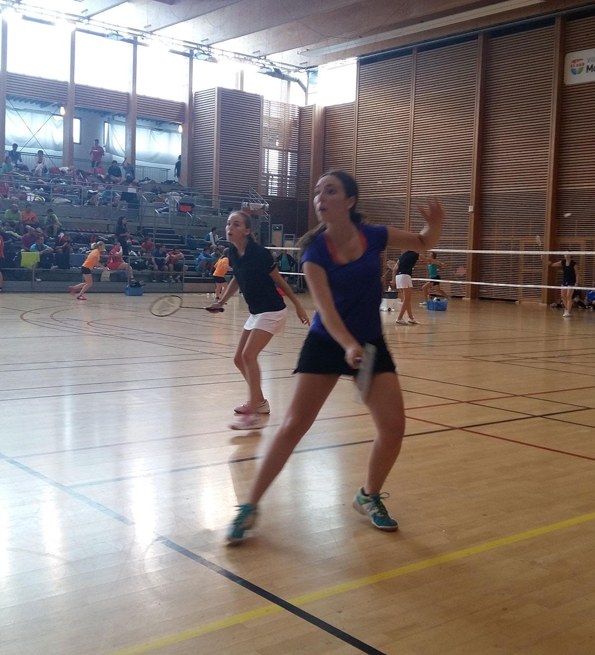 Tournoi Montauban TMBC Badminton