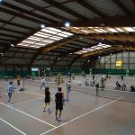Succès pour la» porte-ouverte» TMBC Badminton