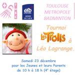 Tournoi de Noël «Les Trolls» TMBC 2017